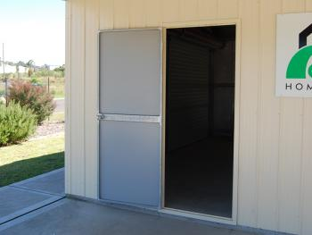 Fair Dinkum Access Door and Window